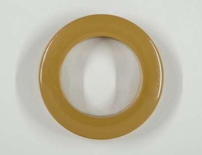 Curtain Beige Eyelet 35.5/55 mm