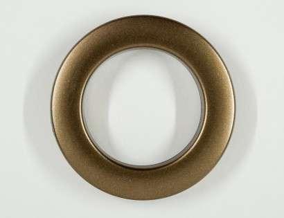 CurtainEyelet Brass Antique 55/80mm