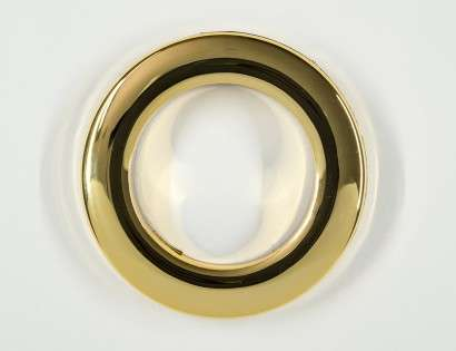 Curtain Eyelet Brass 55/80mm