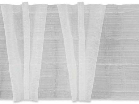 Vipliss Pinch 3 Pleat Curtain Tape 170mm Transparent