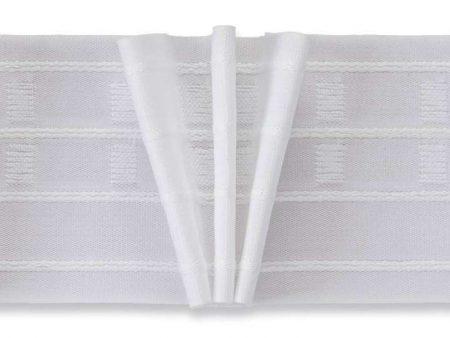 Vipliss Pinch 3 Pleat Curtain Tape 80mm